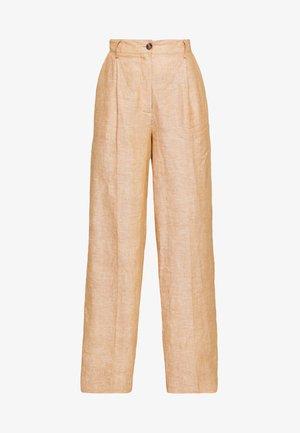 DALI - Pantalones - tan