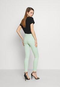 Pepe Jeans - ZOE - Trousers - menthol - 2