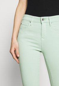 Pepe Jeans - ZOE - Trousers - menthol - 3