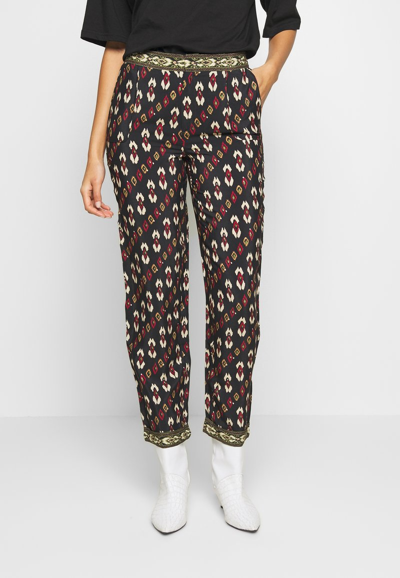 Pepe Jeans - KELLY - Trousers - multi