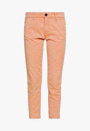 MAURA - Bukse - squash orange