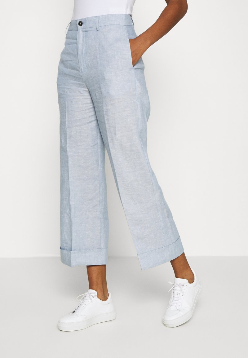 Pepe Jeans - ALI - Trousers - blue