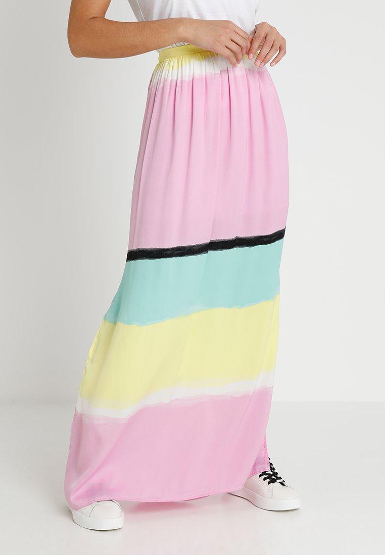 Pepe Jeans - PACHI - Długa spódnica - multicolor