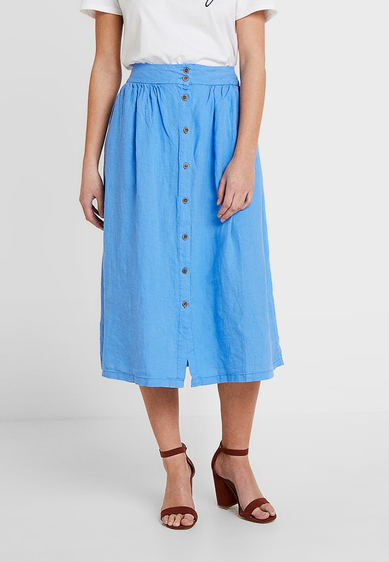 Pepe Jeans - ELAINE - A-line skirt - french blue