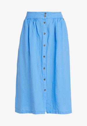 ELAINE - A-line skirt - french blue