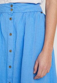 Pepe Jeans - ELAINE - A-line skirt - french blue - 5