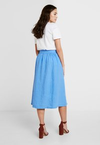 Pepe Jeans - ELAINE - A-line skirt - french blue - 2
