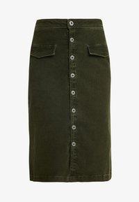 Pepe Jeans - SELENA - Blyantnederdel / pencil skirts - green - 4