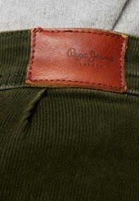 Pepe Jeans - SELENA - Blyantnederdel / pencil skirts - green - 5