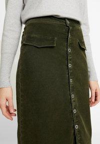Pepe Jeans - SELENA - Blyantnederdel / pencil skirts - green - 3