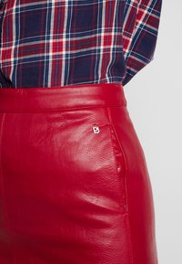 Pepe Jeans - CARRY - A-line skirt - garnet - 4
