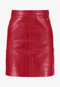 Pepe Jeans - CARRY - A-line skirt - garnet - 3