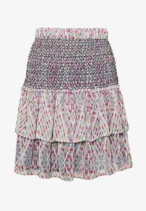 PAULA - A-line skirt - multi