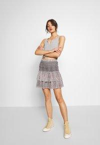 Pepe Jeans - PAULA - A-line skirt - multi - 1