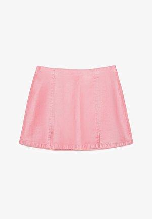 DUA LIPA X PEPE JEANS  - Spódnica trapezowa - chewing gum