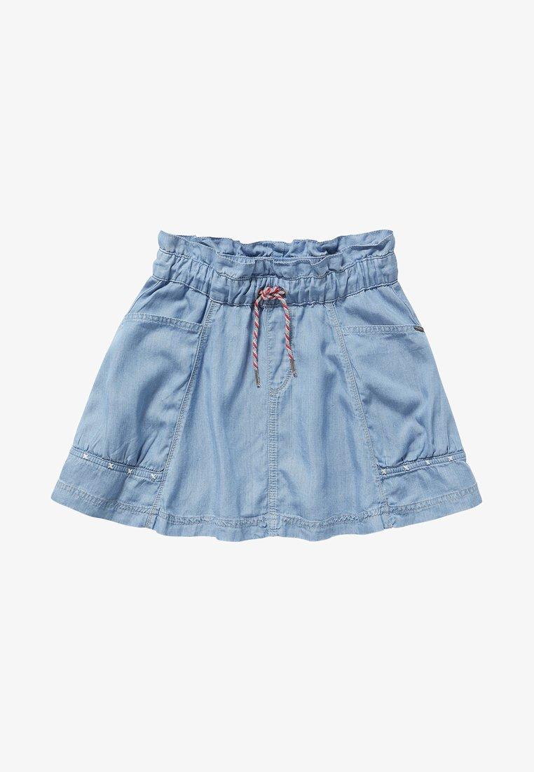 Pepe Jeans - YADI - A-line skirt - blue denim