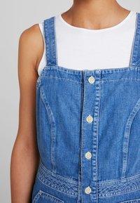 Pepe Jeans - Denim dress - denim 9oz vintage 2/1 - 4