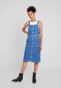 Pepe Jeans - Denim dress - denim 9oz vintage 2/1 - 1