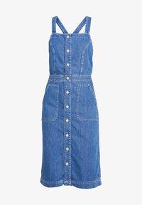 Pepe Jeans - Denim dress - denim 9oz vintage 2/1 - 5