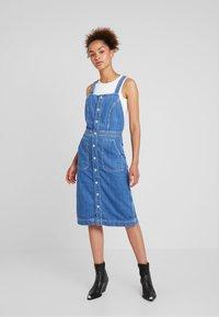Pepe Jeans - Denim dress - denim 9oz vintage 2/1 - 0