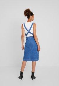 Pepe Jeans - Denim dress - denim 9oz vintage 2/1 - 2