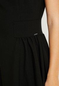 Pepe Jeans - VIVIENNE - Denní šaty - black - 4