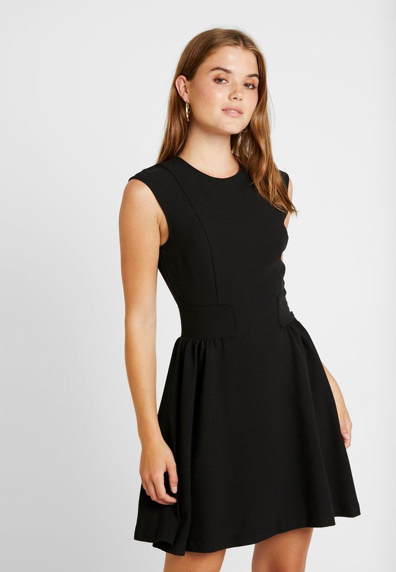 Pepe Jeans - VIVIENNE - Denní šaty - black