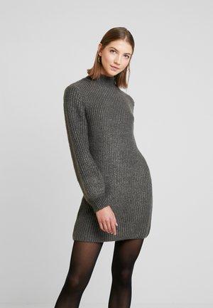 BLONDE - Jumper dress - antracite