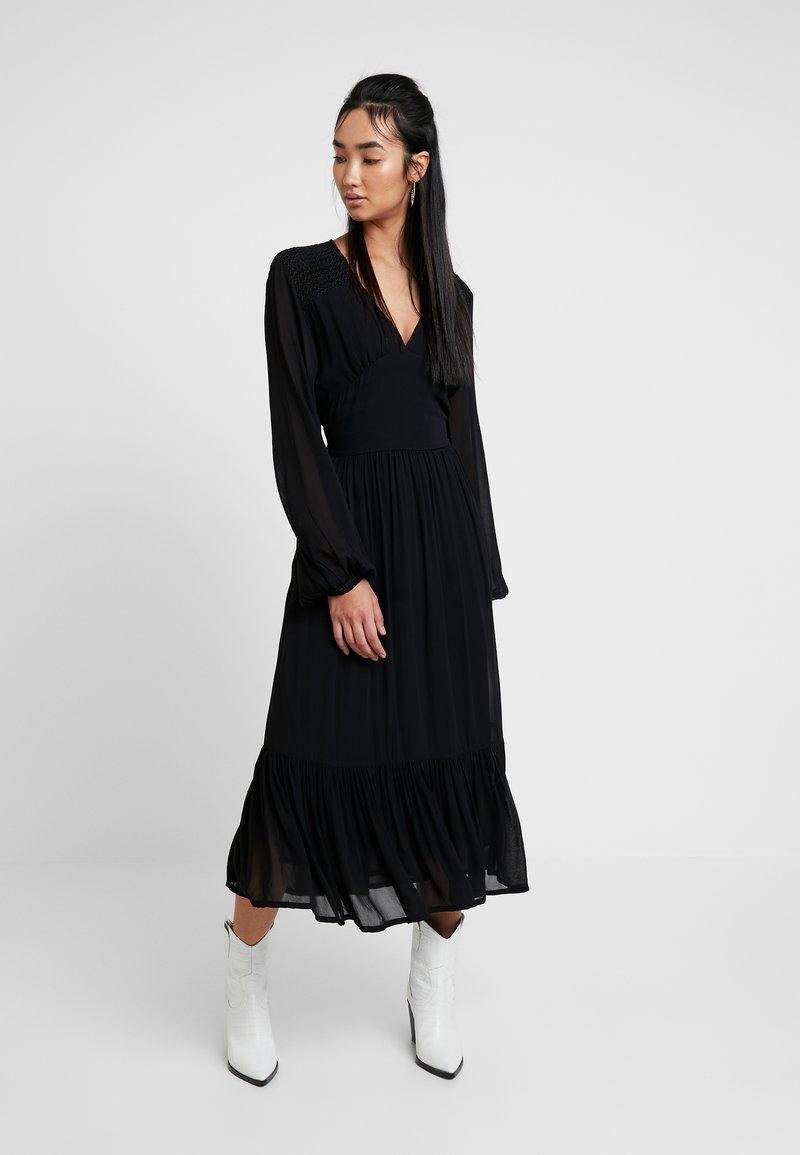 Pepe Jeans - BIANCA - Korte jurk - black