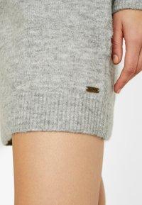 Pepe Jeans - WUCHER - Jumper dress - light grey - 6