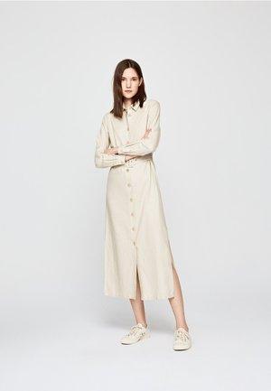 DELINA - Robe chemise - off-white