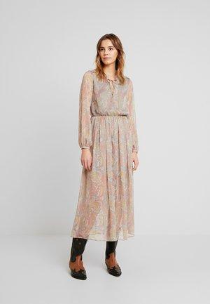 CASANDRA - Długa sukienka - multi