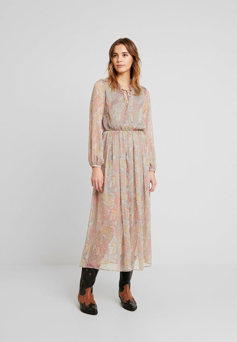 Pepe Jeans - CASANDRA - Długa sukienka - multi