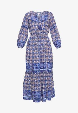NORMA - Robe longue - blue