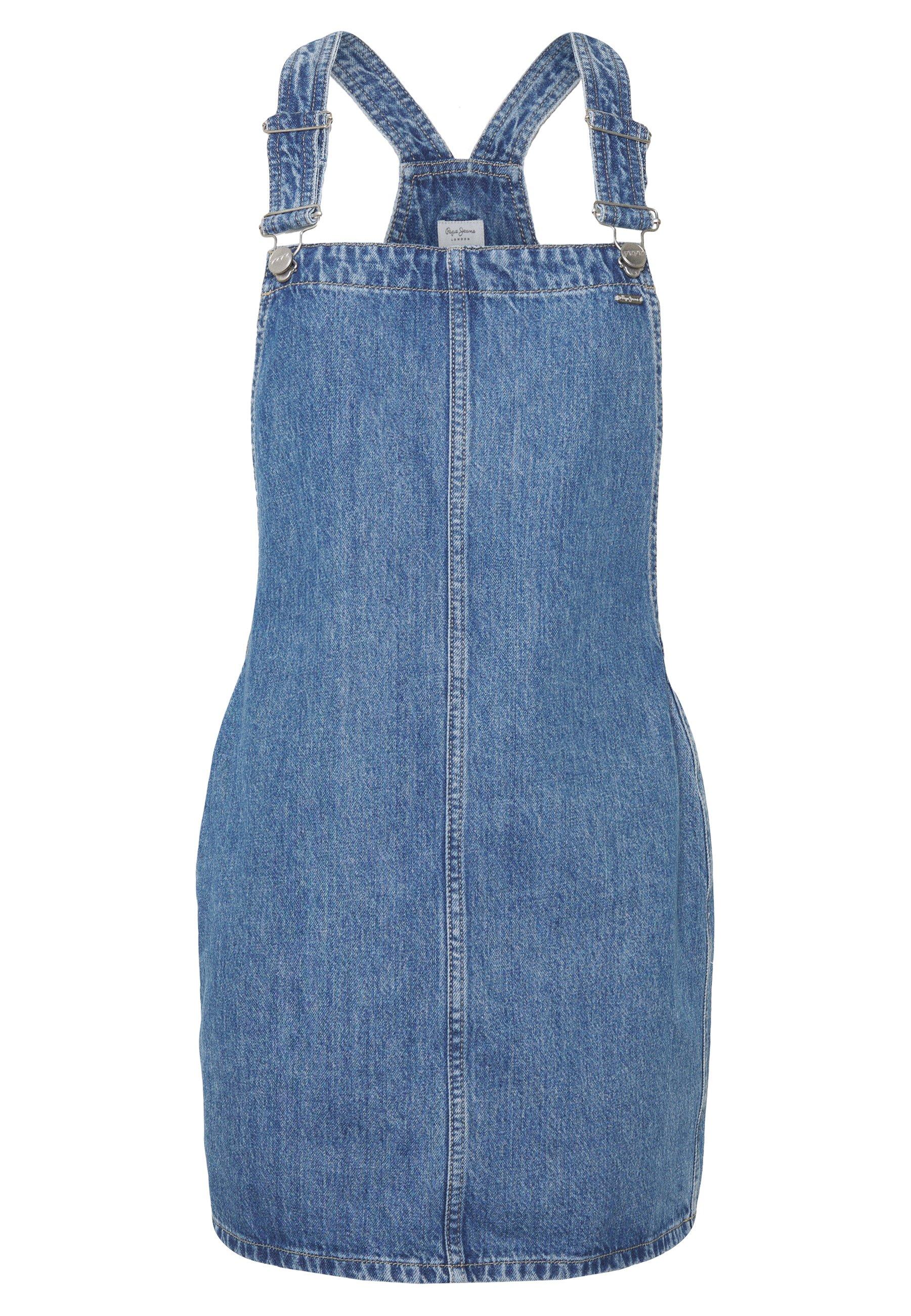 Pepe Jeans Vesta - Spijkerjurk Denim