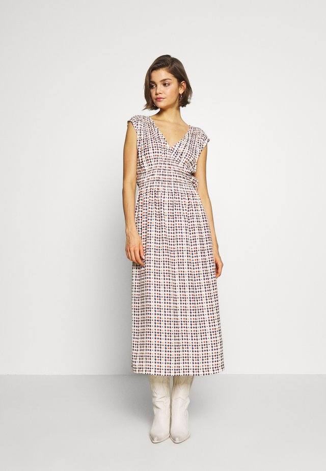FRANSI - Korte jurk - multi