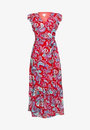 MIREN - Robe longue - red