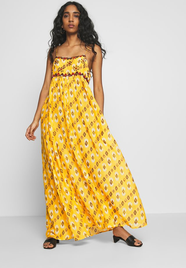ANGIE - Maxi dress - multi
