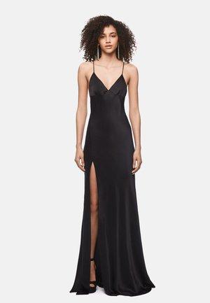 DUA LIPA X PEPE JEANS - Długa sukienka - black