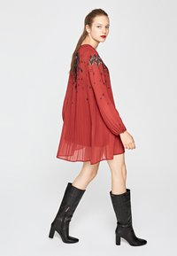 Pepe Jeans - PITU - Day dress - light red - 1