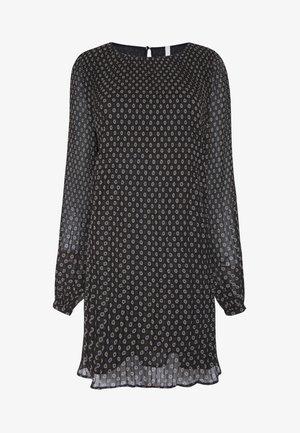 Day dress - black/white