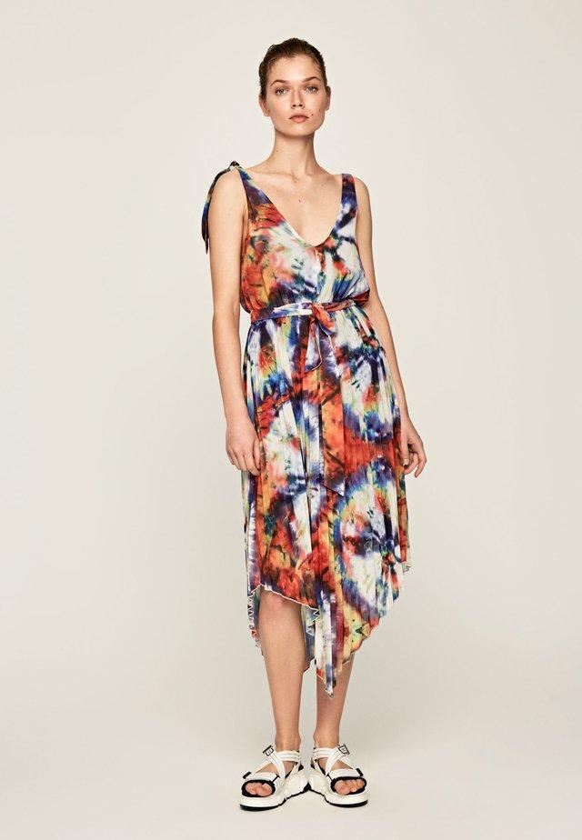 JOHANA - Korte jurk - multi