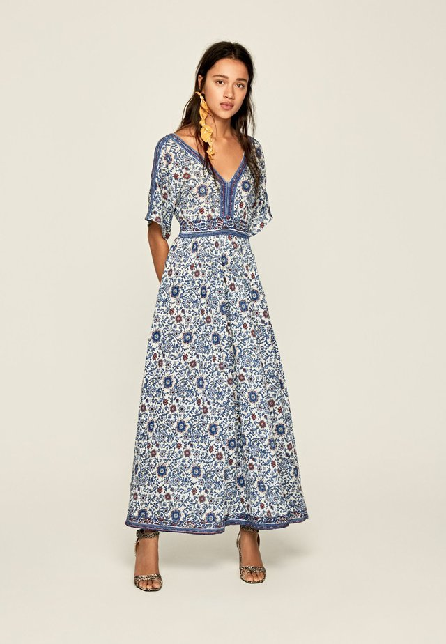 GIGIT - Długa sukienka - multi