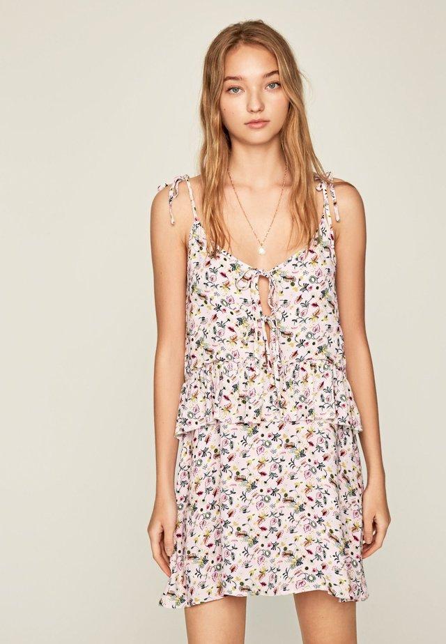 INDIVIDUOSA DRESS - Korte jurk - multi