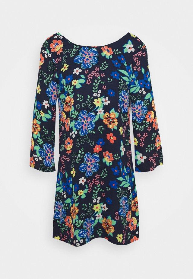 RAQUEL - Korte jurk - multi
