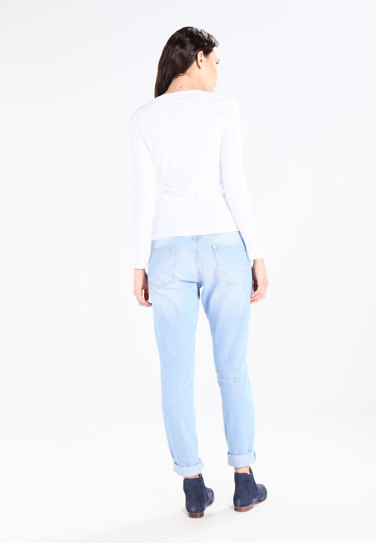 Pepe Jeans NEW VIRGINIA - Bluzka z długim rękawem - white