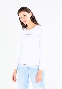 Pepe Jeans - NEW VIRGINIA  - Long sleeved top - white - 0