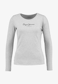 Pepe Jeans - NEW VIRGINIA  - Long sleeved top - grey marl - 4