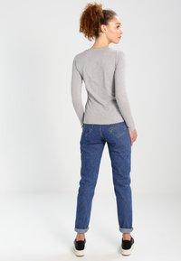 Pepe Jeans - NEW VIRGINIA  - Long sleeved top - grey marl - 2