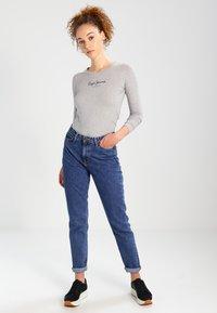 Pepe Jeans - NEW VIRGINIA  - Long sleeved top - grey marl - 1